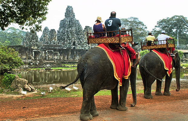 Amazing Cambodia Luxury Tour