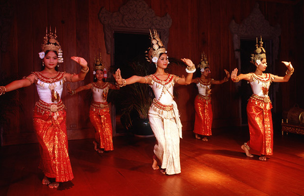 Apsara Dancing Show + Buffet Dinner