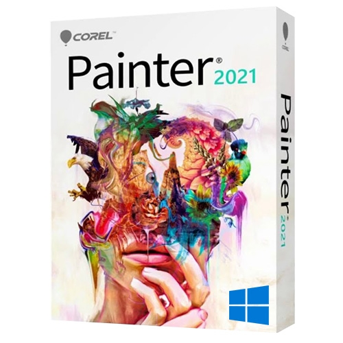 Corel Painter 2021 Final for Windows