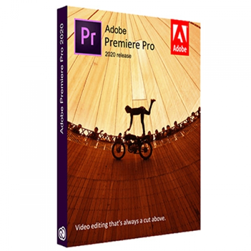 Adobe Premiere Pro CC 2020 Final for Windows