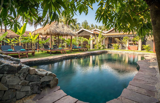 Authentic Khmer Village Resort