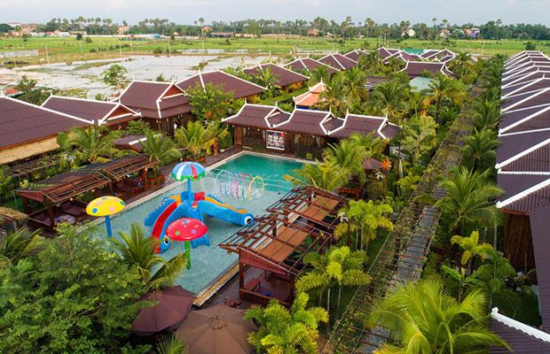 BB Angkor Green Resort