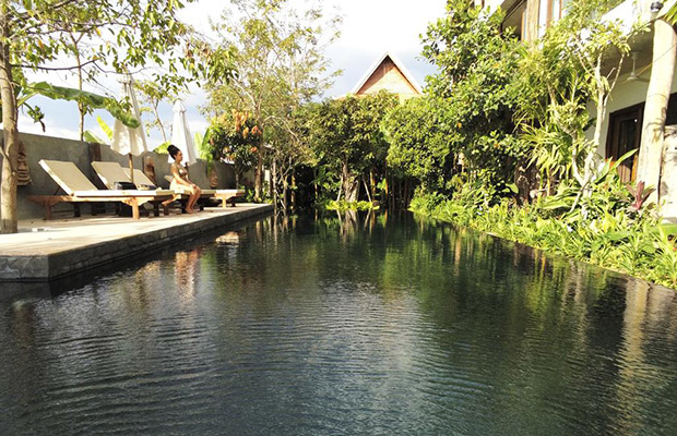 The Natural Homestay- Siem Reap
