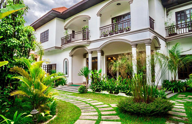 The Pleasant Villa Siem Reap