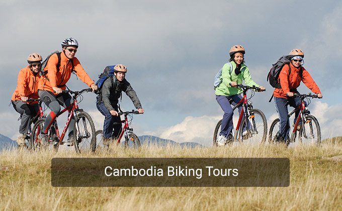 Cambodia Biking Tours