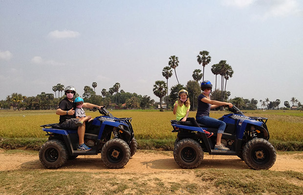 Quad Bike Countryside Tour