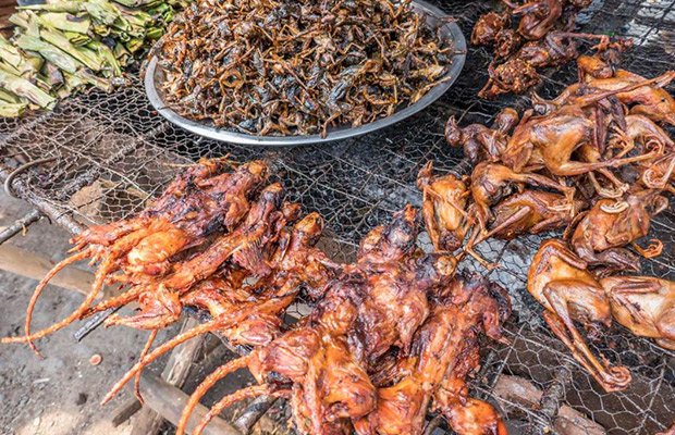 Siem Reap Small-Group Flavor of Khmer Street Food Tour