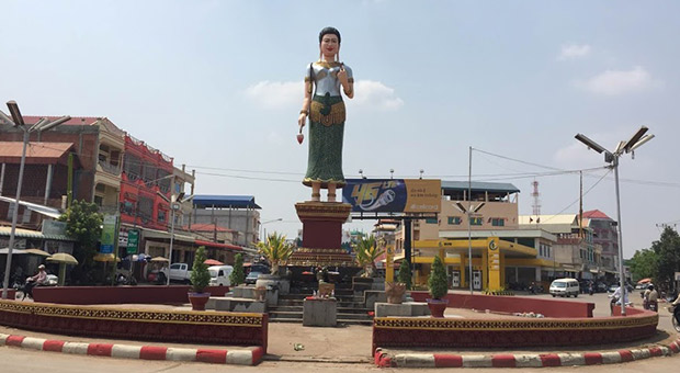 Banteay Meanchey Travel Guide