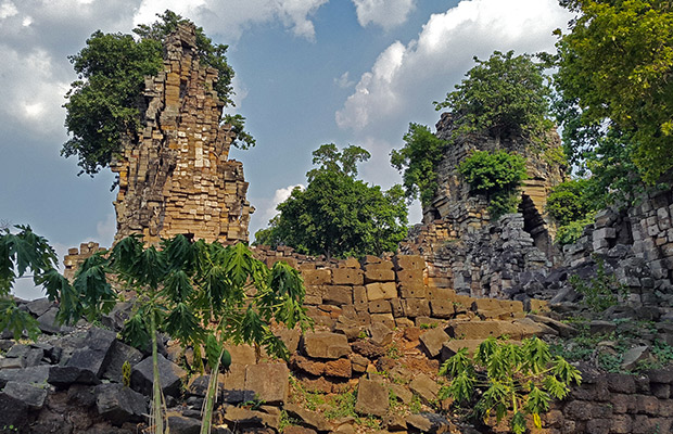 Banteay Torp Temple