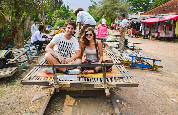 Battambang and Bamboo Train Private Day Tour
