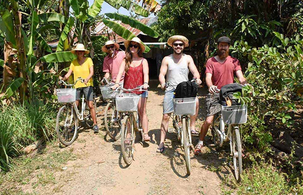 Battambang Biking Tour: Food and Culture in the Countryside