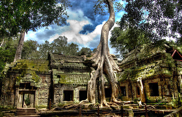 Best Angkor Temples Private Small-Group Tour