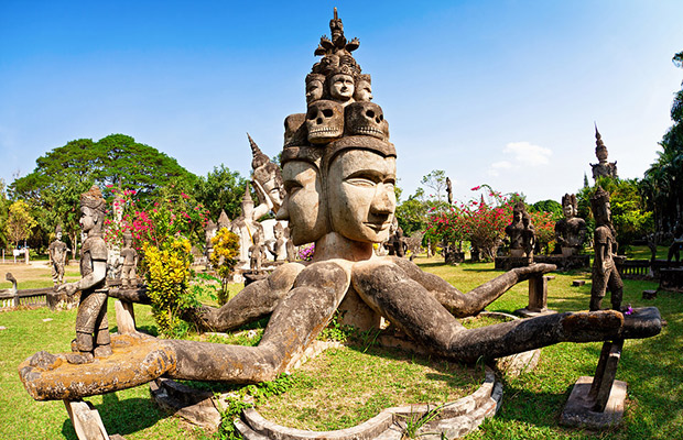 Best Cambodia and Laos Highlights Tour