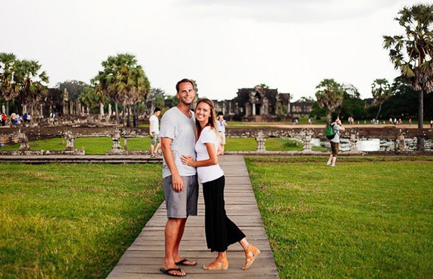 Best Honeymoon Trip in Siem Reap