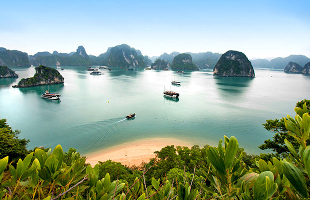 Cambodia and Vietnam on Beach Break Holiday
