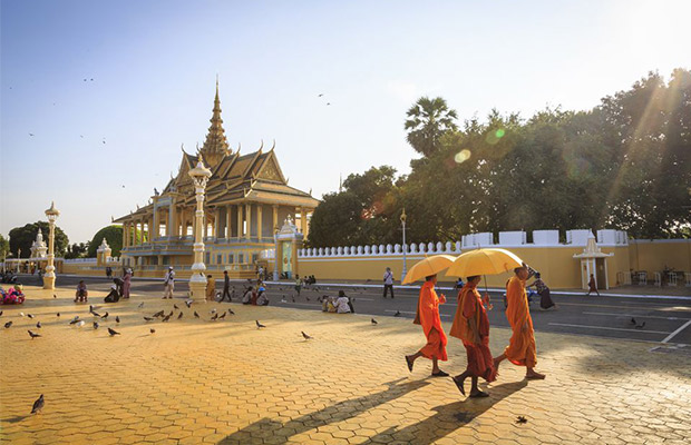 Cambodia Family Holiday Adventure