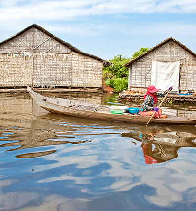 Floating Village Tours
