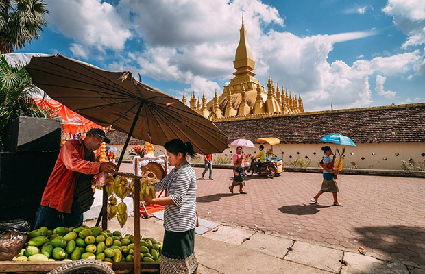 Discover Cambodia and Laos Adventure Tour