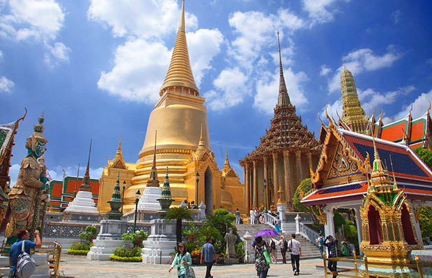 Easy Cambodia and Thailand Tour Package