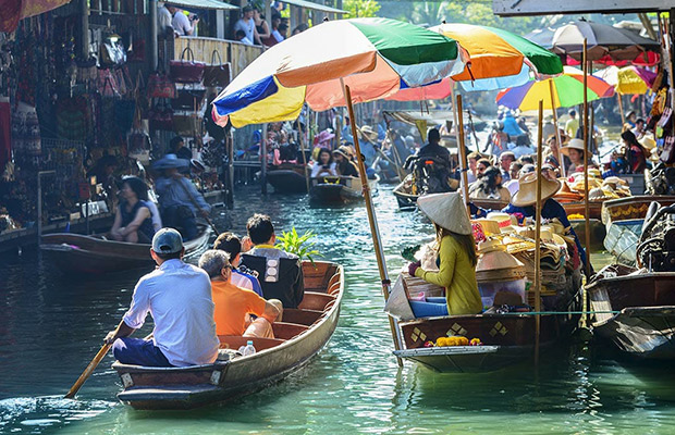 Explore Cambodia and Thailand Tour Package