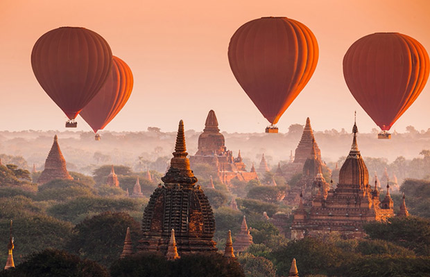Explore Myanmar and Cambodia World Wonder Heritage Tour