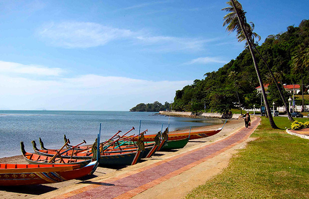 Kep Beach Holiday Tour