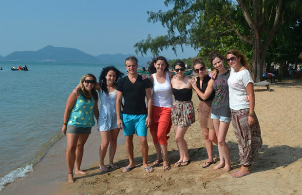 Kep Tropical Island Day Trip on Rabbit Island