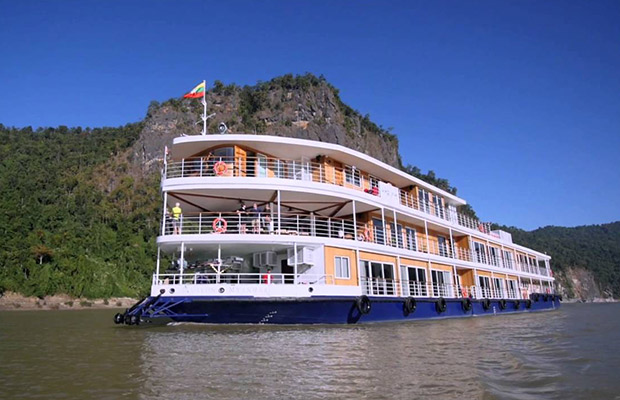 Myanmar and Cambodia with Irrawaddy River Cruise Adventure