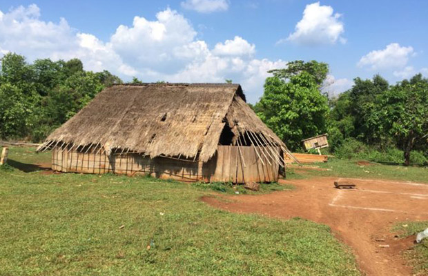 Pou Lung Village, Mondulkiri