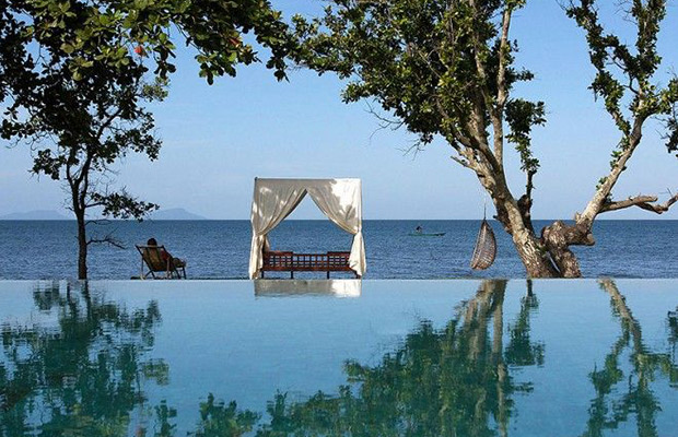 Romantic Luxury Honeymoon in Cambodia