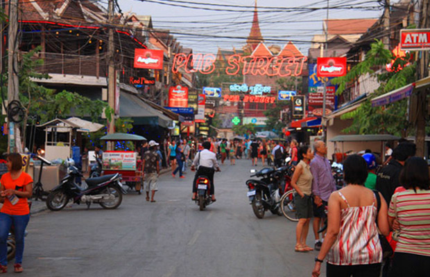 Siem Reap Private City Tour