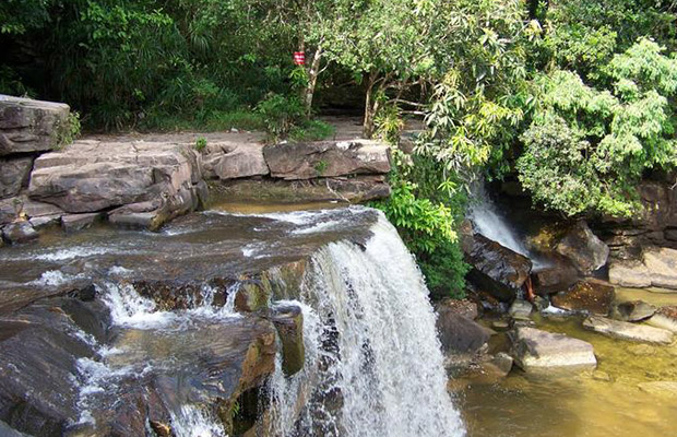 Sihanoukville Waterfall & City Tour