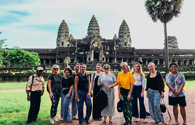 Special Around Cambodia Highlight Trip