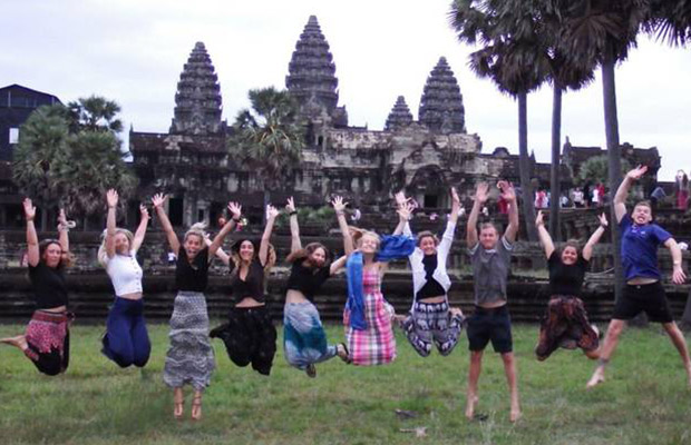 Superb Family Cambodia Adventure Trip