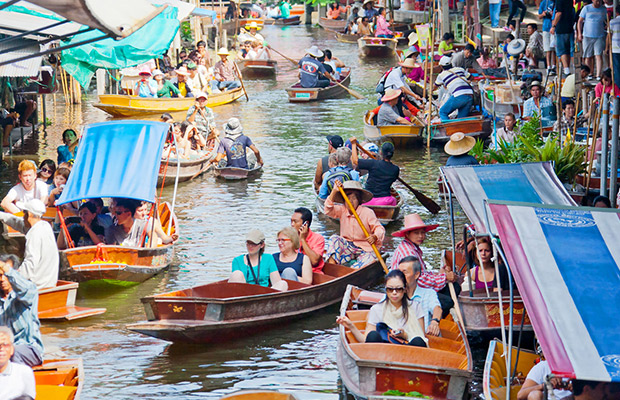 Thailand, Cambodia and Vietnam Explorer Tour